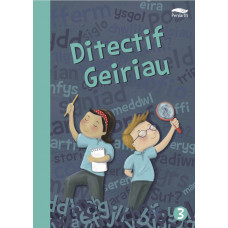 Ditectif Geiriau 3
