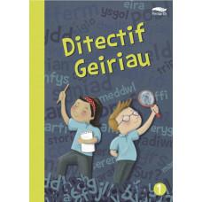 Ditectif Geiriau 1