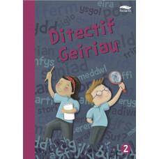 Ditectif Geiriau 2