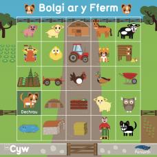 Mat Rhaglennu Cyw: Bolgi ar y Fferm