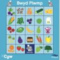 Mat Rhaglennu Cyw: Bwyd Plwmp