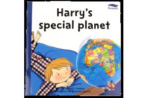 Planed arbennig Harri