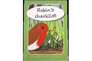Robin's Checklist