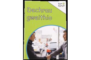 Byw Bywyd - Dechrau Gweithio