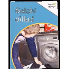 Byw Bywyd - Golchi dillad