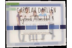 Cardiau Darllen CA4