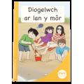Mêts Maesllan: Diogelwch ar lan y môr