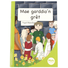 Mêts Maesllan: Mae garddio'n grêt