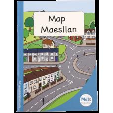 Mêts Maesllan: Map Maesllan