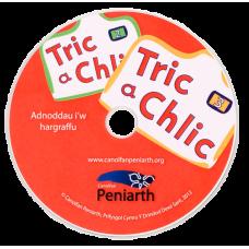 Tric a Chlic - CD ROM - Cam 2 a 3